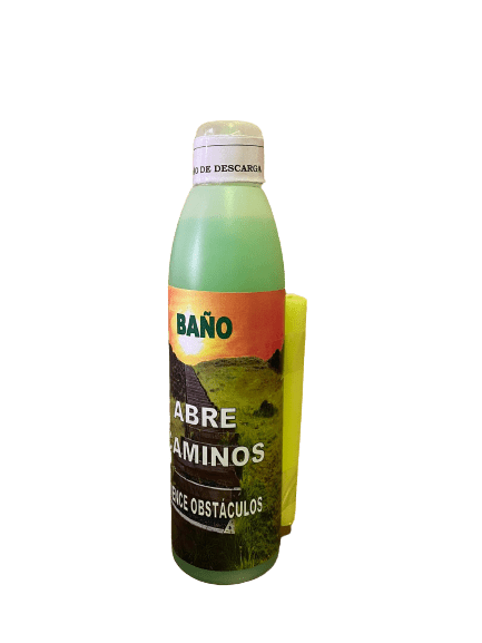 BAÑO JABONOSO ABRECAMINOS