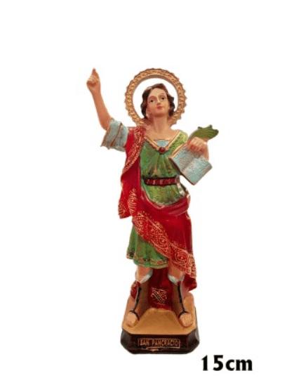 IMAGEN DE SAN PANCRACIO 15 CM