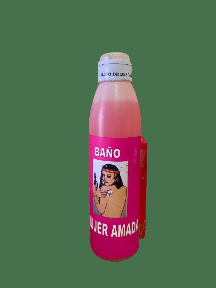 BAÑO JABONOSO MUJER AMADA