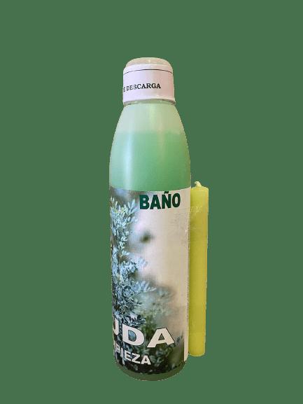 BAÑO JABONOSO RUDA