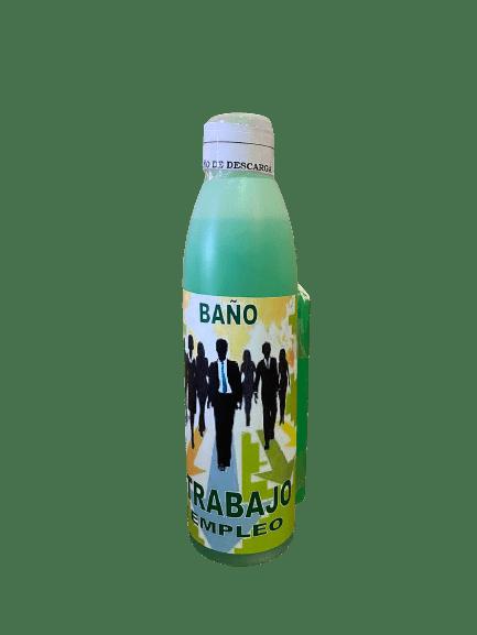 BAÑO JABONOSO TRABAJO