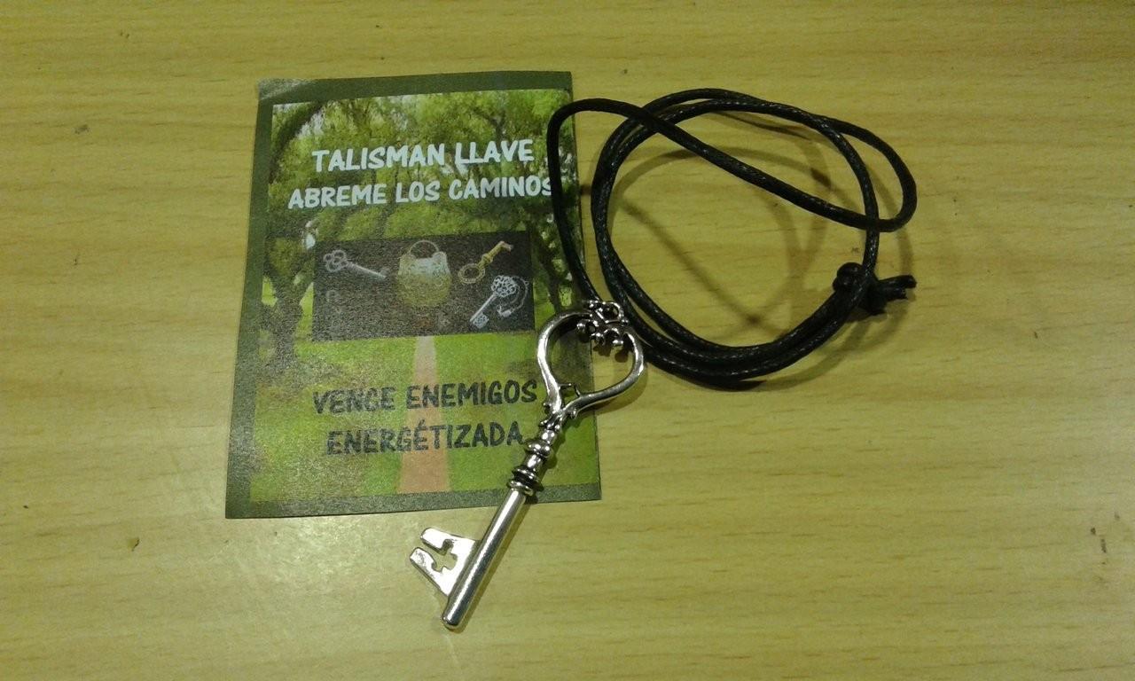 TALISMAN LLAVE ABRECAMINOS