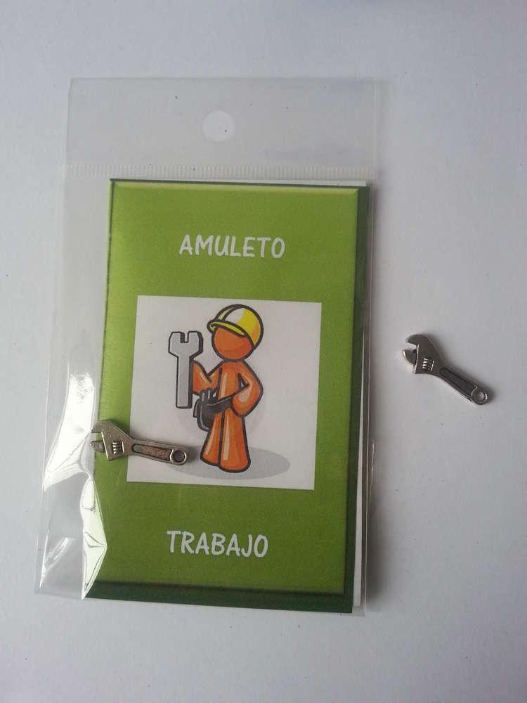 AMULETO TRABAJO