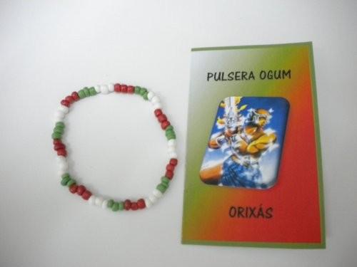 PULSERA ORIXÀ OGUM