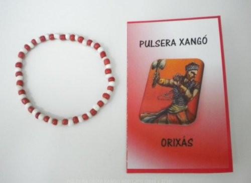 PULSERA ORIXÀ XANGO