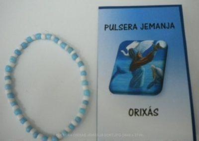 PULSERA ORIXÀ YEMANJA