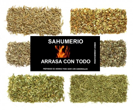 SAHUMERIO ARRASA CON TODO
