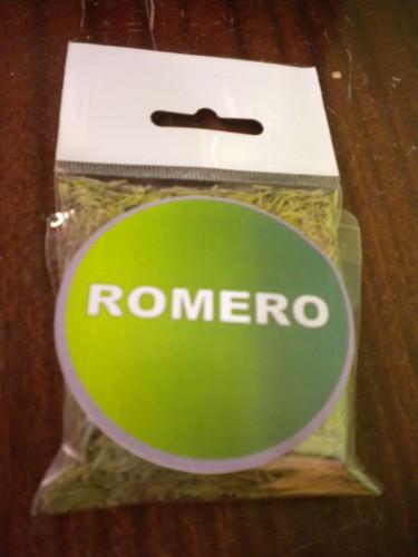 HIERBAS DE ROMERO