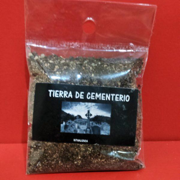TIERRA DE CEMENTERIO