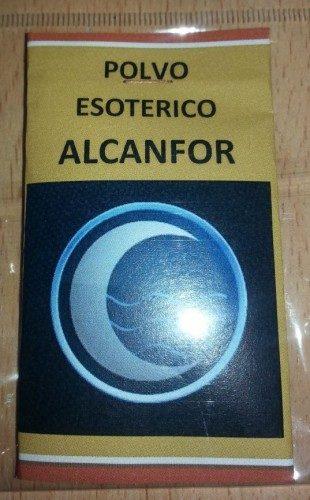 POLVO ALCANFOR
