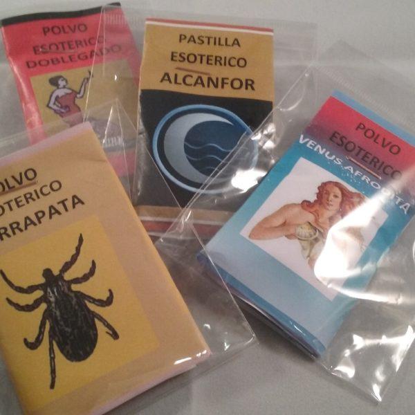 POLVO LEVANTA NEGOCIOS