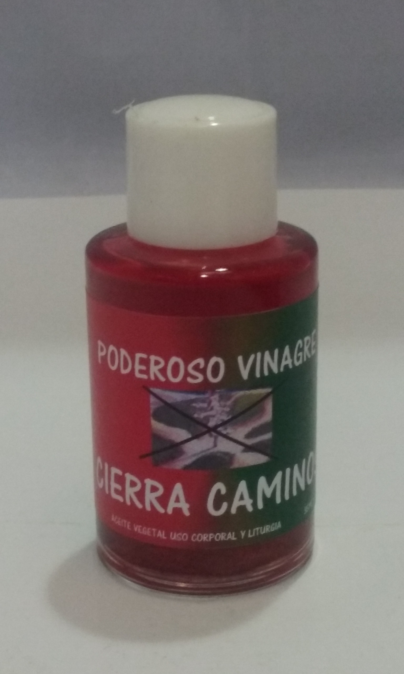 VINAGRE CIERRA CAMINOS