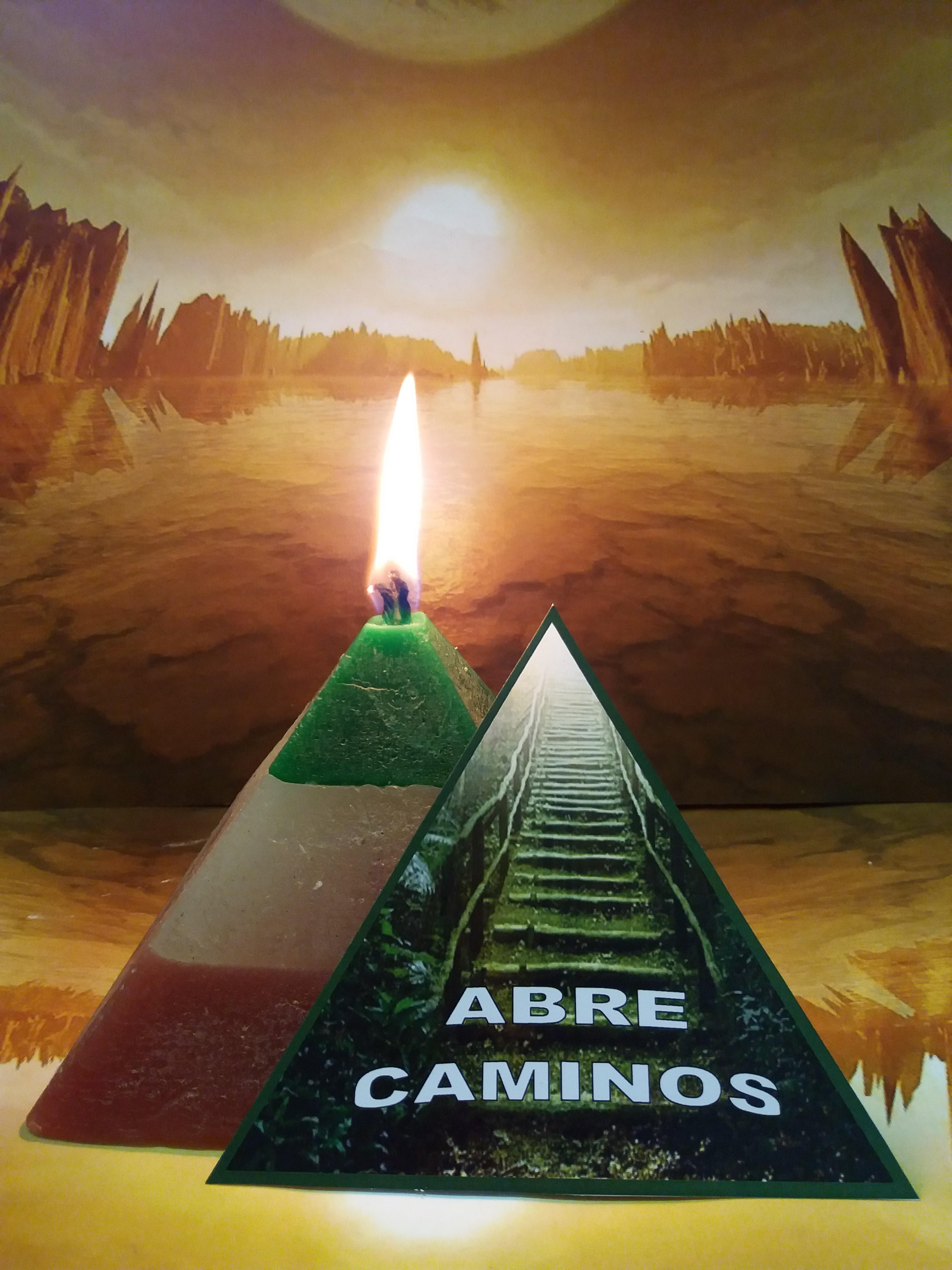 PIRAMIDE ABRE CAMINOS