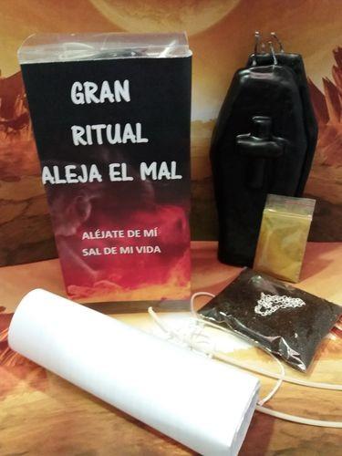 RITUAL ALEJA EL MAL