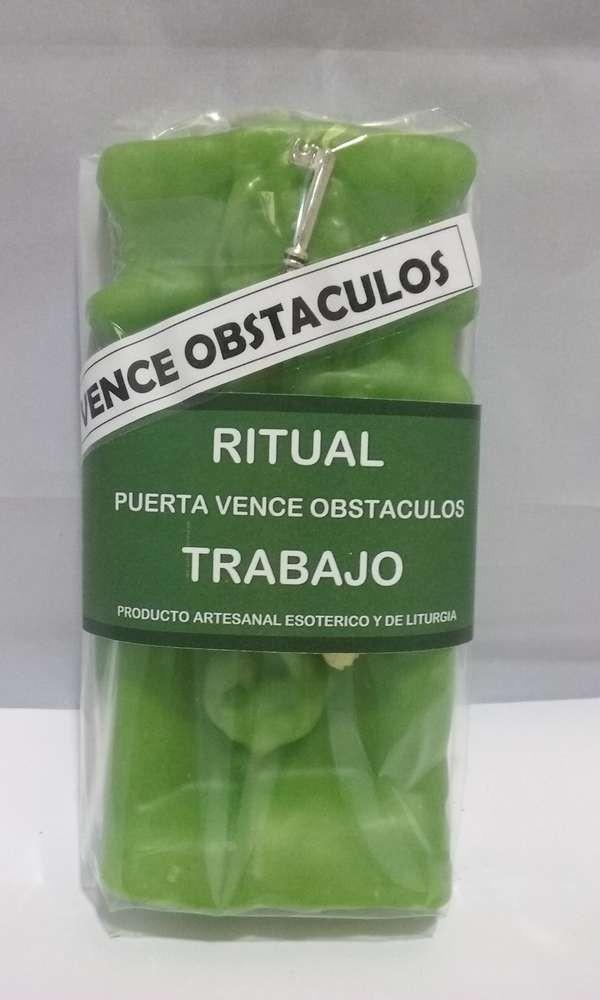 RITUAL PUERTA VENCE OBSTACULOS TRABAJO
