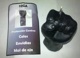 RITUAL PUÑO HIGA PROTECCION