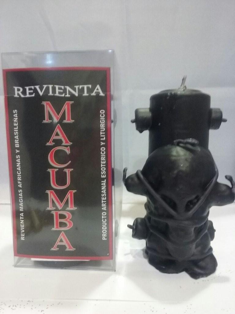RITUAL REVIENTA MACUMBAS