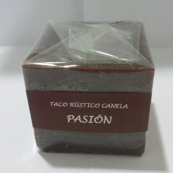TACO PERFUMADO CANELA PASION