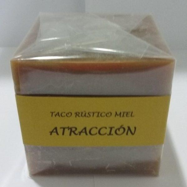TACO PERFUMADO MIEL ATRACCION
