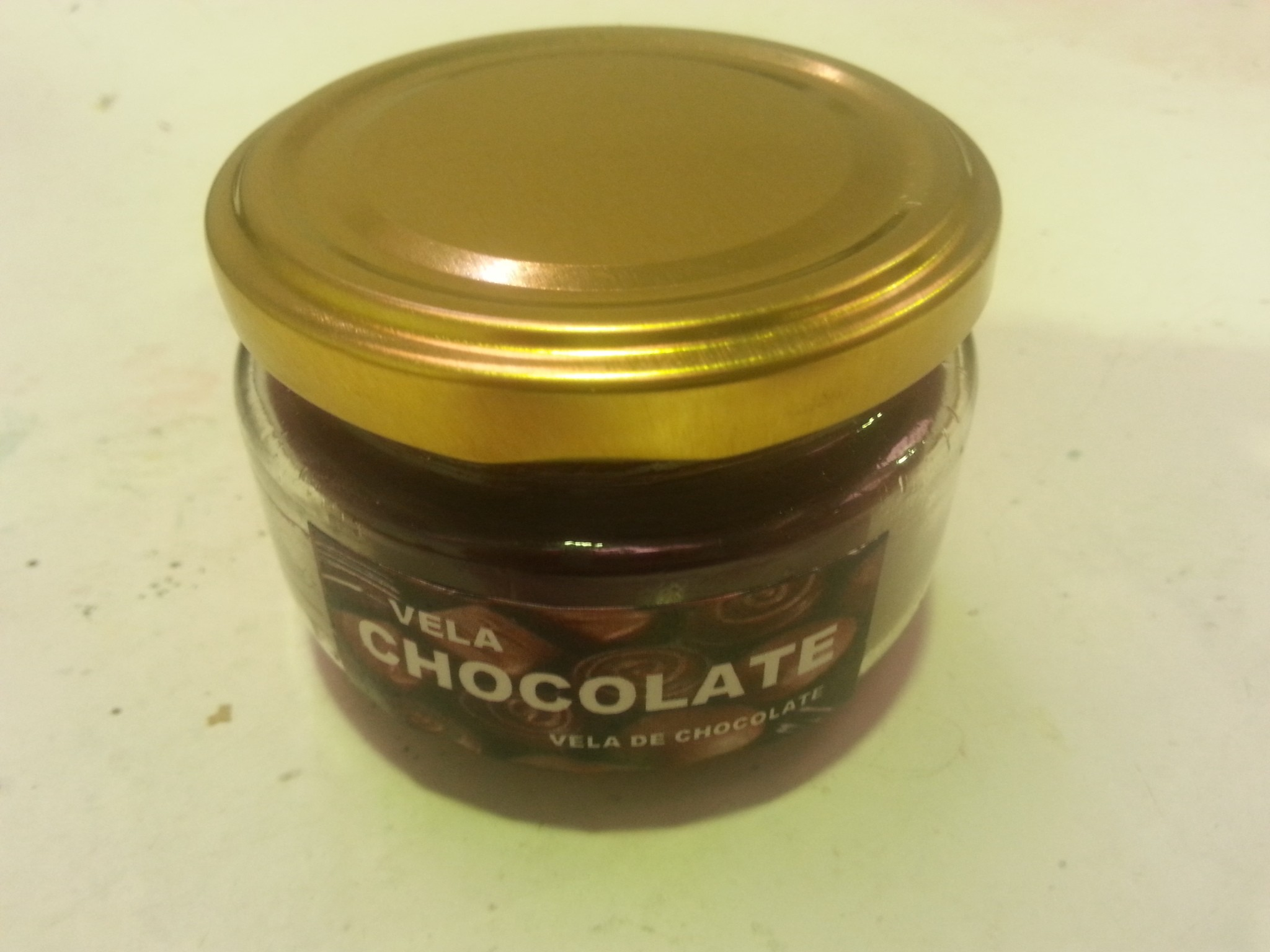 VELA AROMATICA CHOCOLATE