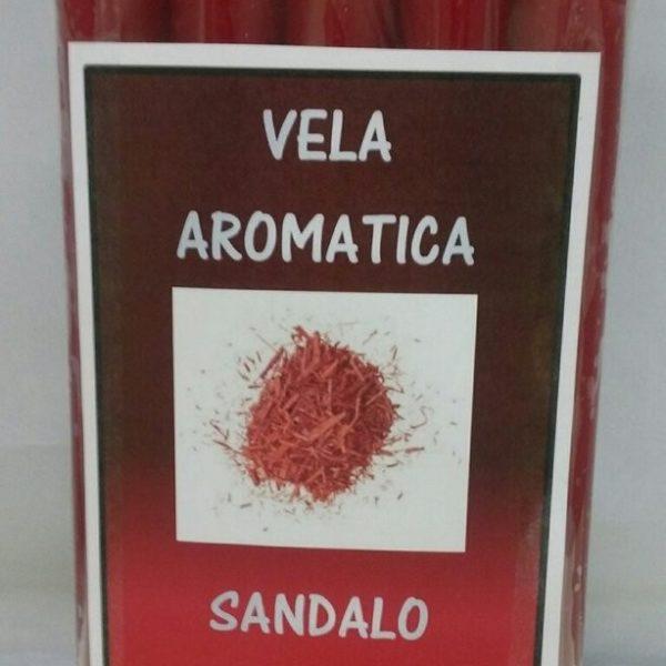 VELA AROMATICA SANDALO