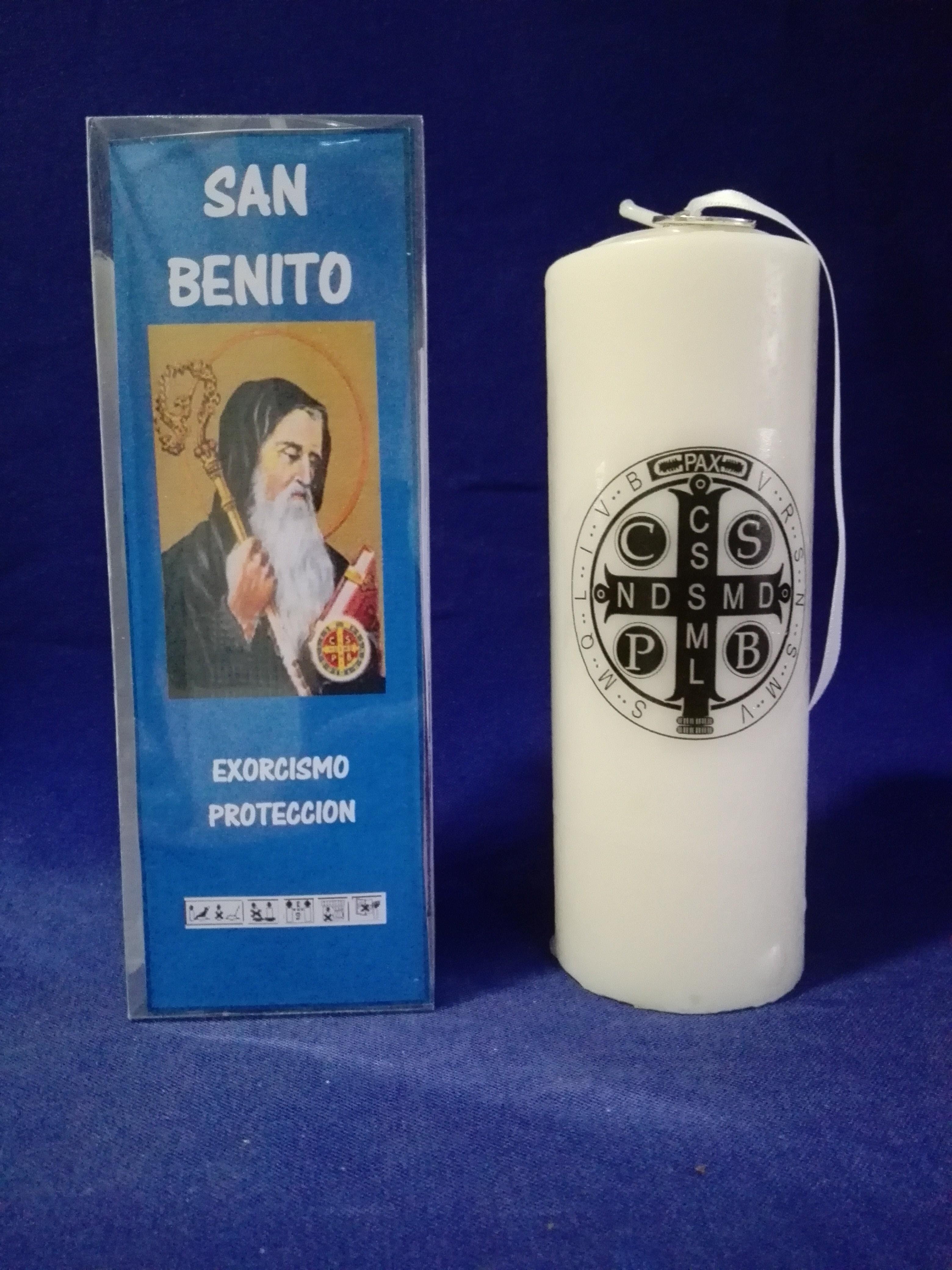 VELON PREPARADO SAN BENITO BLANCO