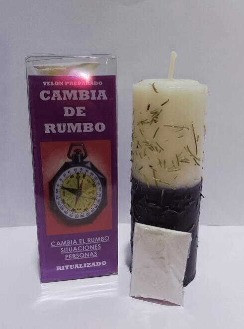 VELON PREPARADO CAMBIO DE RUMBO