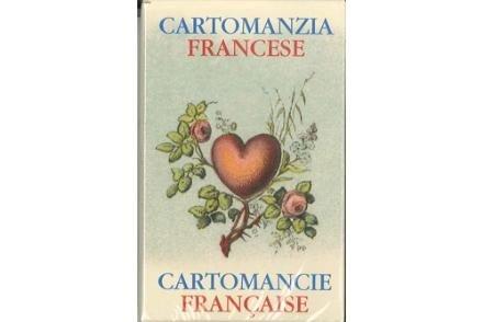 CARTOMANCIA FRANCESA MADAME LENORMAND