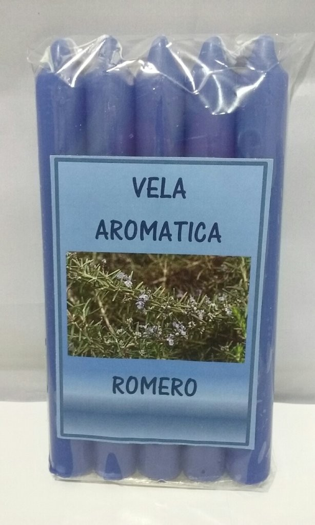 VELA AROMATICA ROMERO