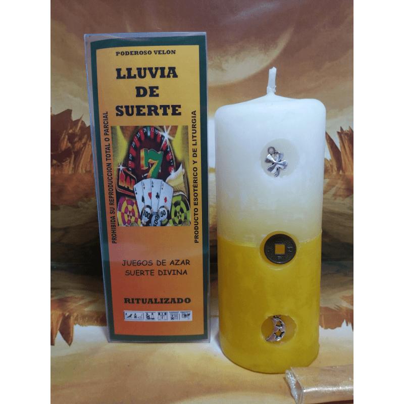 VELON PREPARADO LLUVIA DE SUERTE