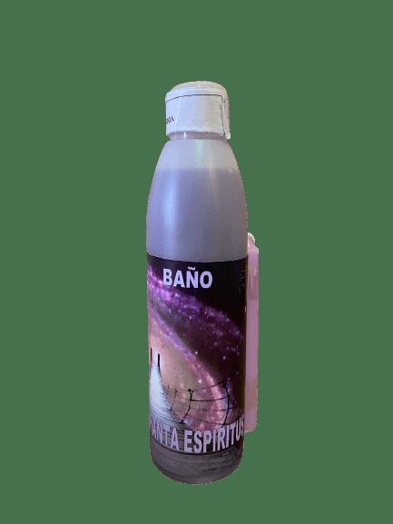 BAÑO JABONOSO ESPANTA ESPIRITUS