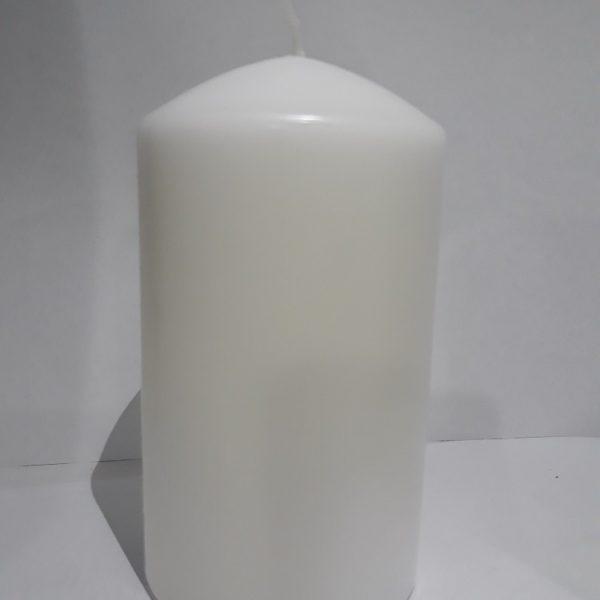 Taco de cera blanco