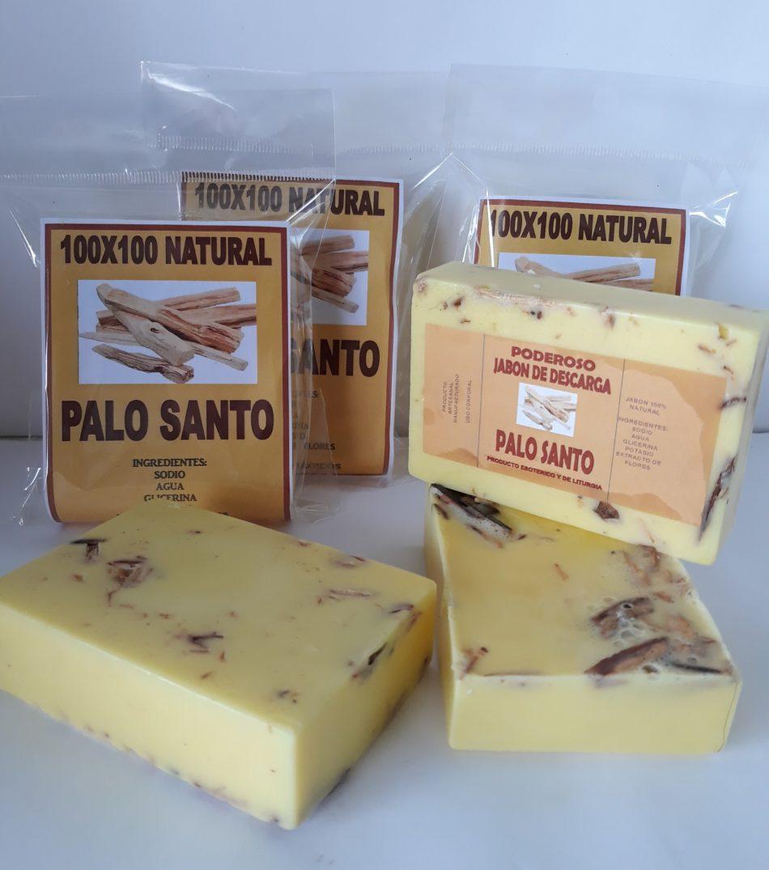 JABON PASTILLA PALO SANTO