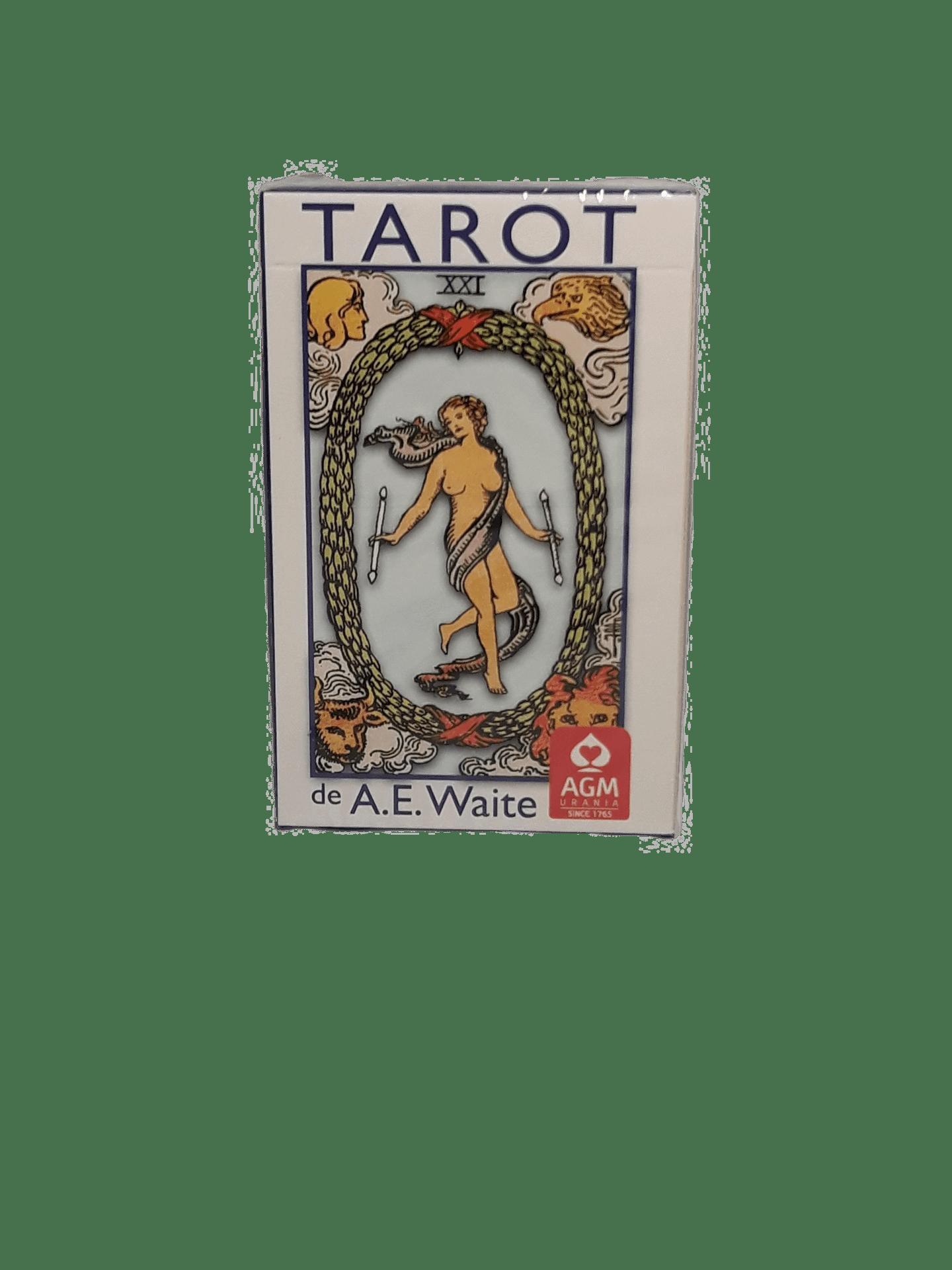 TAROT A.E WAITE POKET EN ESPAÑOL
