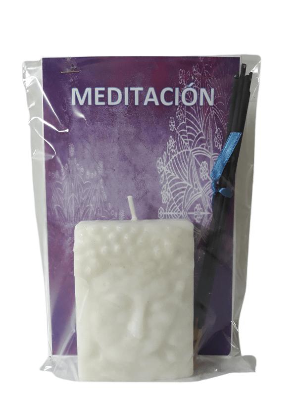 RITUAL PARA MEDITACIÓN